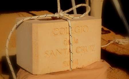 Collocazione Pietra Fondamentale Collegio Santa Croce