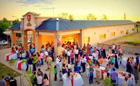 Inaugurazione Scuola della Santa Croce - 27 feb 2016